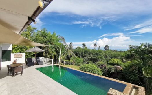 ID 26637 Two Bedroom Pool Villa Ko Samui Baan Makham