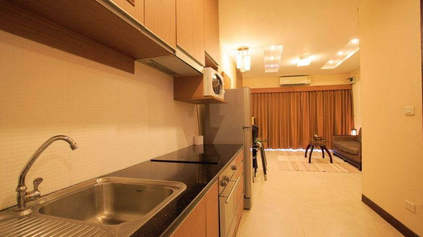 Condo Kitchenette