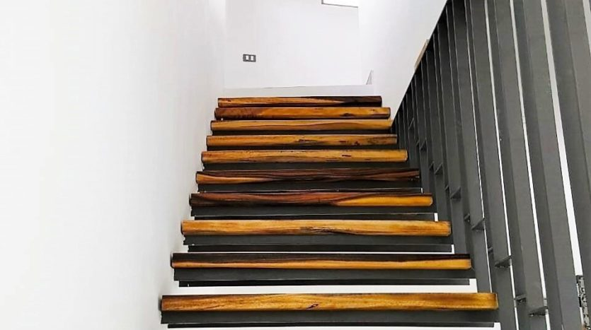 House Stairs to Second Floor