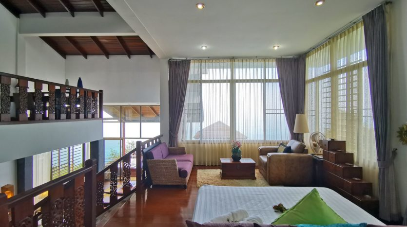 ID 24094 One Bedroom Sea-View Home Lamai