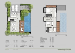 Complete Floor Plan with Sizes
