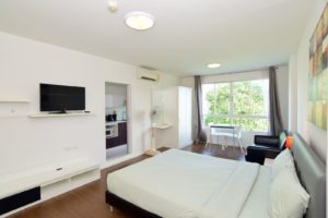 ID 25820 Studio Condo Hua Hin Prime Location