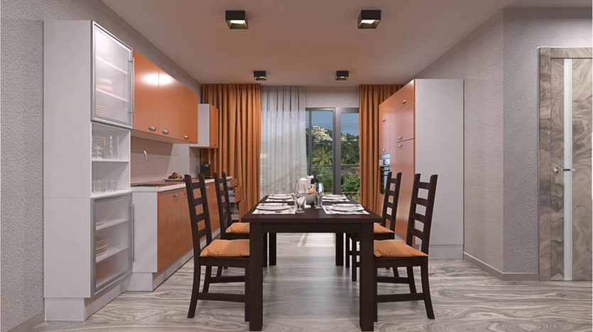 ID 25793 New Modern Townhouse Project Choeng Mon
